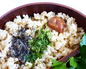 18_03_玄米キヌアご飯1