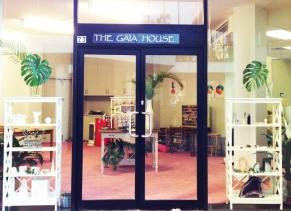 The Gaia House 外観